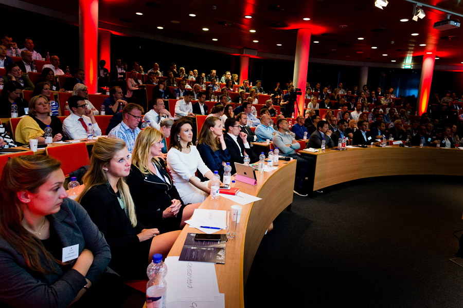 Business Goes Digital 2015 Hosted by Nyenrode Marketing Society, Netherlands