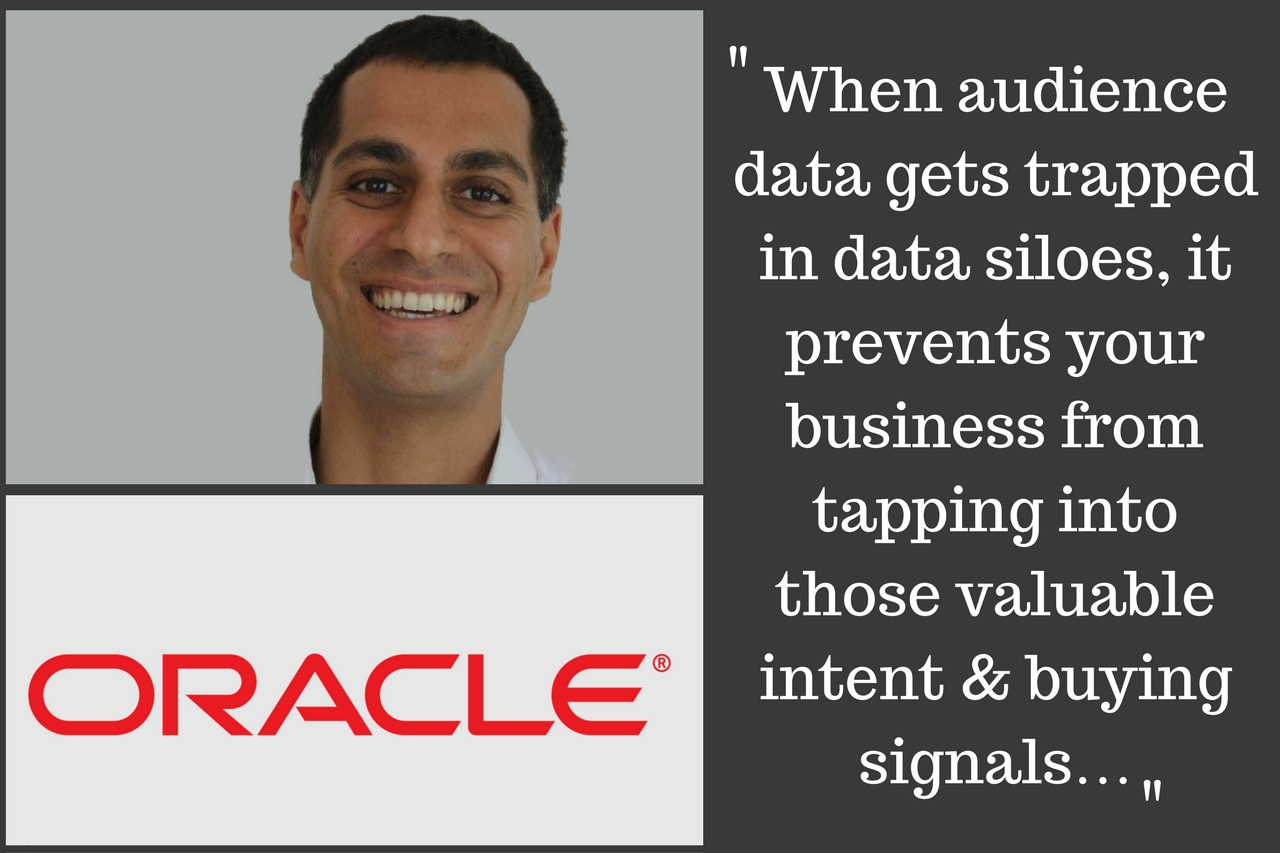 Interview with Gopesh Raichura by Savage Marketing: Activating Audience Data
