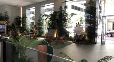Salesforce Lobby