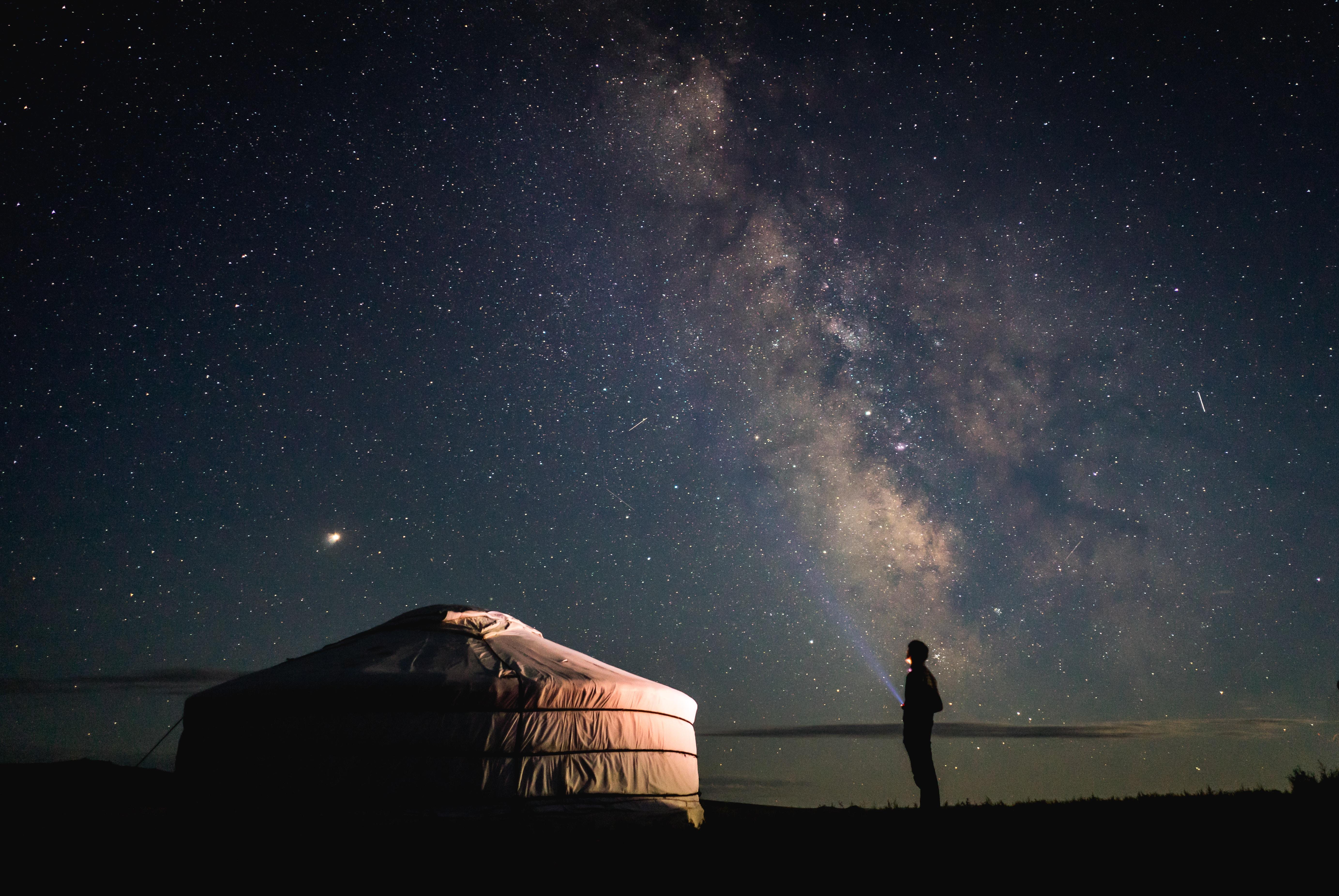 Beyond Earth | Photo by Patrick Schneider from Unsplash.com